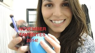 November Favorites 2014 - beauty, fashion and more... Thumbnail