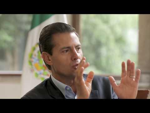 Enrique Peña Nieto en entrevista con Cultura Colectiva   Mapas Mentales