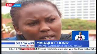 Maswali yaulizwa kuhusu kifo cha mshukiwa katika kituo cha Polisi cha Parklands