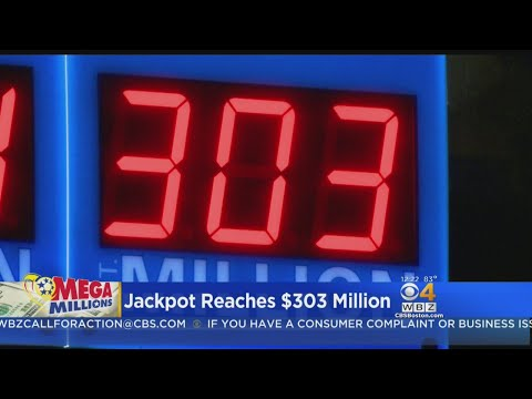 Mega Millions Jackpot Reaches $303 Million