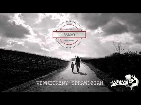 BANKO/MASTAZ - WĘWNETRZNY SPRAWDZIAN Prod. Da Ridla Beatz Cuty SCEP