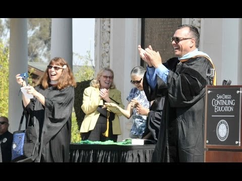 San Diego Continuing Education sets world record