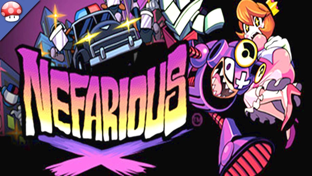 Nefarious Gameplay Pc Walkthrough Youtube