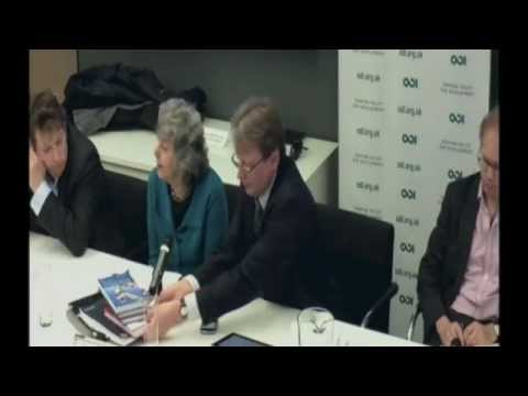 Frances Stewart: horizontal inequalities as a cause of conflict