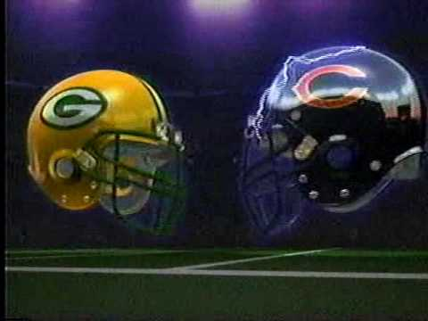 Monday Night Football Green Bay Packers vs Chicago Bears Sept 11 95