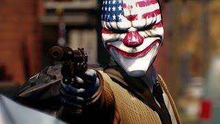 Payday 2: Crimewave Edition - Announcement Trailer