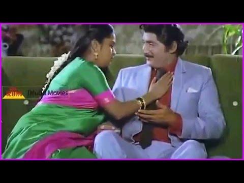 Radhika And Sobhan Babu Scenes - Ummadi Mogudu Telugu Super Hit Movie