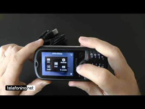 Alcatel OT 606 videoreview da Telefonino.net