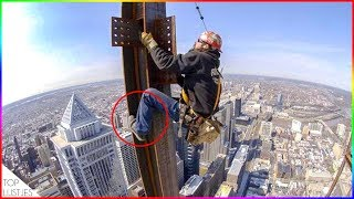 TOP 10 MOST DANGEROUS JOBS IN THE WORLD!