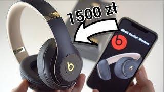 Dlaczego kupiłem NAJDROŻSZE słuchawki Apple?  | Beats Studio 3