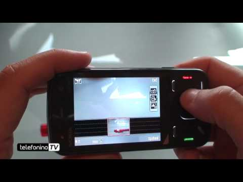 Nokia N86 8MP videoreview da telefonino.net