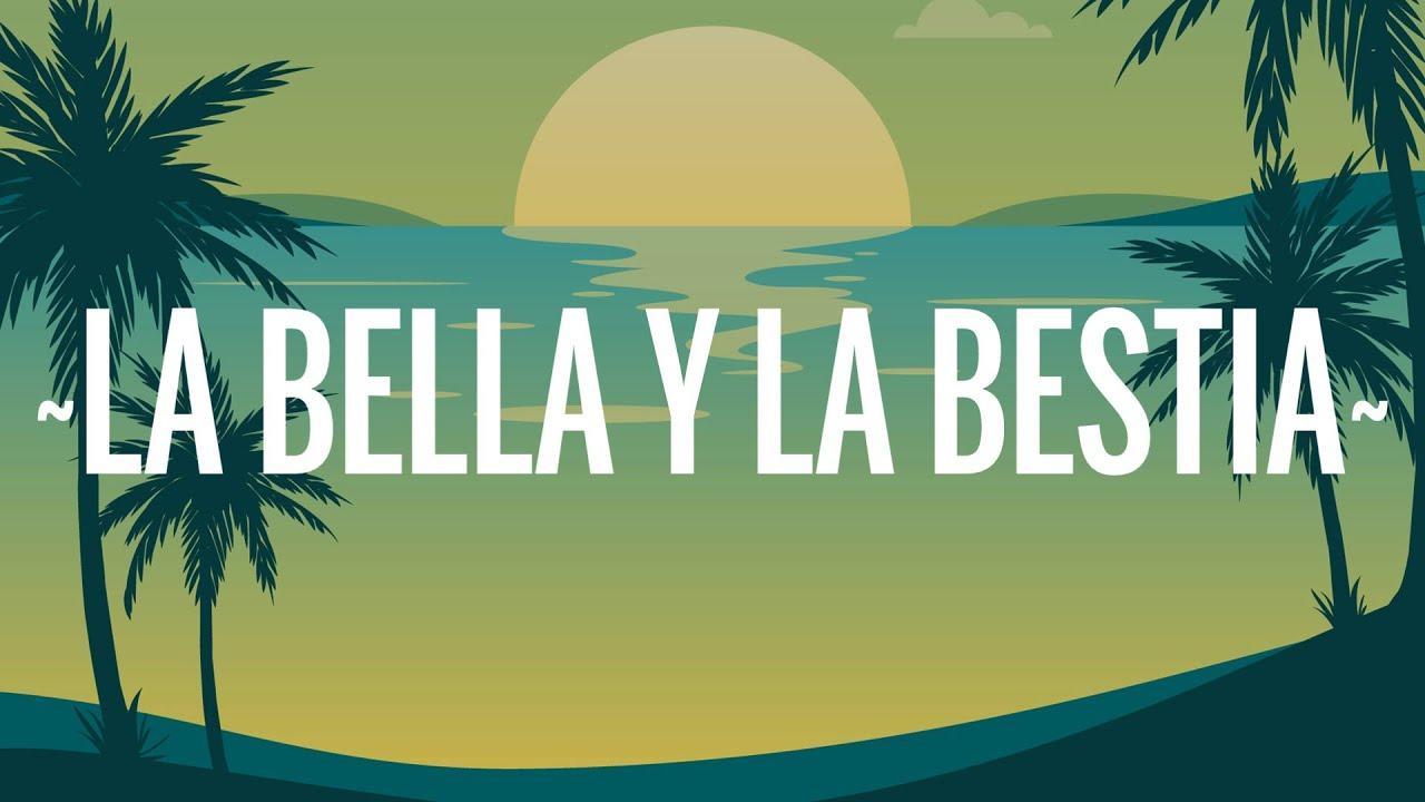 Reik, Morat - La Bella y la Bestia (Letra/Lyrics)