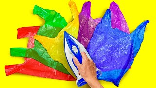 26 ORIGINAL WAYS TO USE PLASTIC BAGS