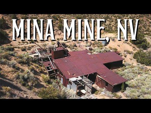 Ghost Towns & Mines: Mina Mine, NV 2020