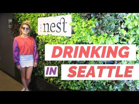Drinking In Seattle    Weekly Vlog