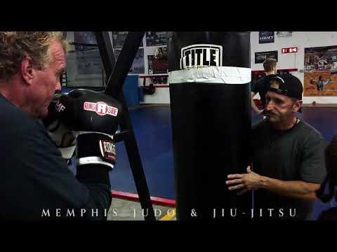 Sid Vicious - Memphis Judo & Jiu-jitsu