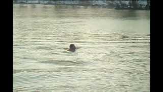Schirilla Halászi úszása 2013. 02.16.