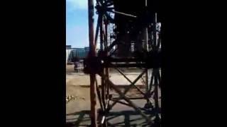 Керченский мост сегодня 01.12.2016/Крымский мост/ Мост изнутри пролог