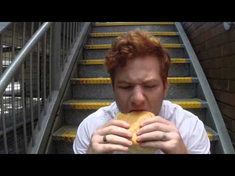 Build a Burger Advertisement: Harry Holmes just wants a Customised Burger!