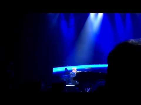 Elton John. Helsinki 10.11.2014. Rocket Man