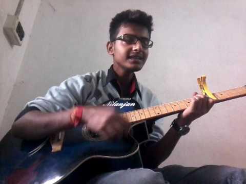 Tomake na Lekha Chithi ta Dak Baksher ek koney cover by Nilanjan (niL)