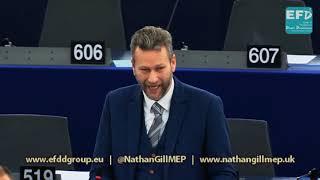 EU anti-populist education paints patriots as villains - Nathan Gill MEP