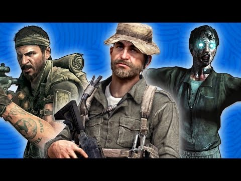 TOP 10 BEST 'CALL OF DUTY' GAMES