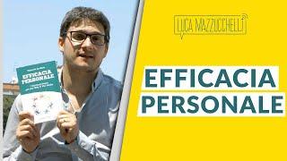Efficacia Personale - LibroTerapia#10
