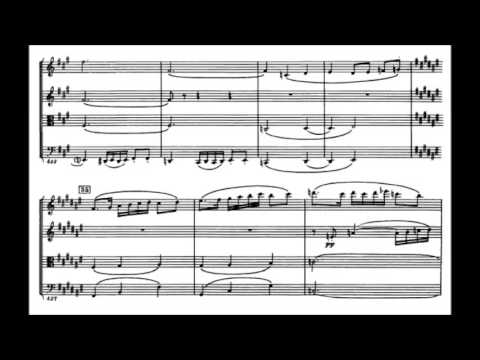 Dmitri Shostakovich - String Quartet No. 14, Op. 142 (1973)