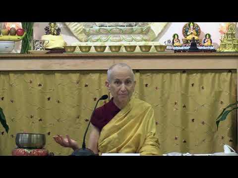 06 Vajrasattva Retreat: Meeting Vajrasattva 01-03-21