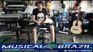 Júlio Som Batera PSG SKD 120 - Musical Brazil