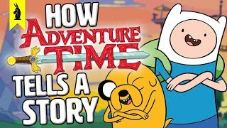 How Adventure Time Tells A Story – Wisecrack Edition