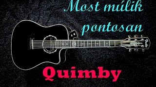 Quimby - Most múlik pontosan - gitáron