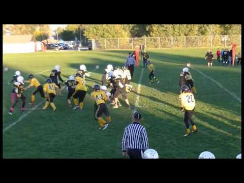 2016 Manitowoc Chiefs 7th Grade vs Menominee