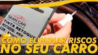 Como Eliminar Riscos do Seu Carro | Reino Das Calotas - ABC - Santo André / SP