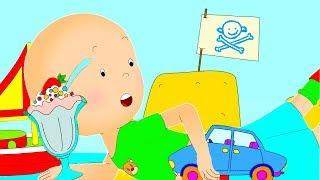 Caillou en Français | L'incroyable Semaine de Caillou | dessin animé | dessin animé pour bébé