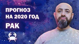 Гороскоп РАК 2020 год / Ведическая Астрология