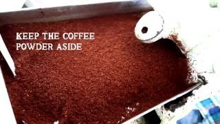 QISSA - Making of CAFFE