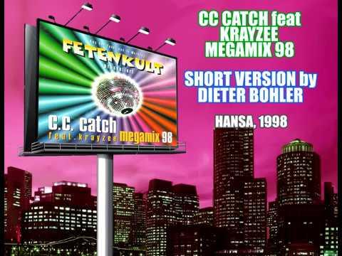 Download CC Catch feat Krayzee Megamix 98 - Short Version