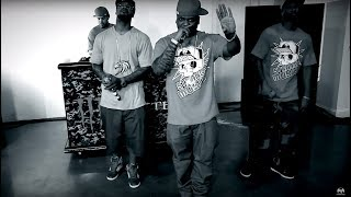 """Stevie Stone """"Keep My Name Out Your Mouth"""" Feat Kutt Calhoun Live at Strange Music HQ!"""