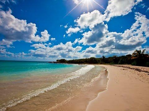 Amazing Blue Beach La Chiva Vieques In Puerto Rico