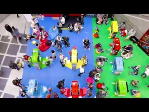 Lego City Tajny Agent W Galerii Krakowskiej Youtube