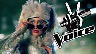 Miley & Alicia Invade The Voice Season 11(2016) |  Promo 2