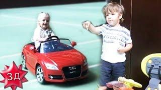 ДЕТИ ПУГАЧЕВОЙ И ГАЛКИНА: Лиза и Гарри играют в полицию | Мама   Алла и тетя Лайма играют в ...!