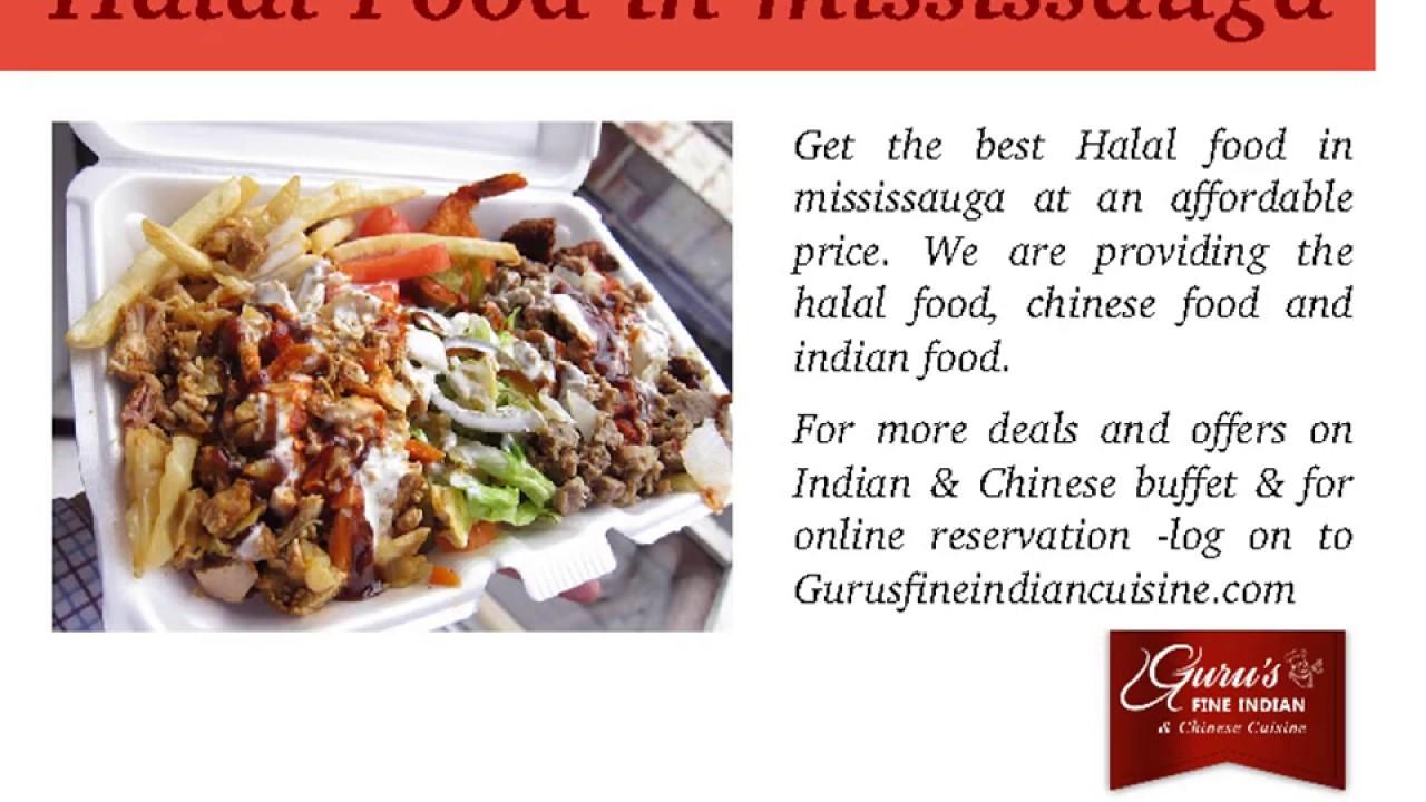Halal Indian Restaurant Mississauga