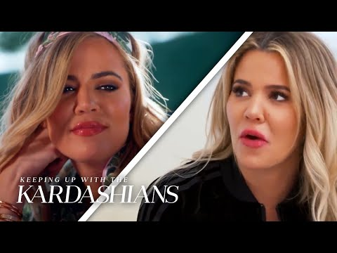 Khloé Kardashian's Look Back Over 20 Seasons on
