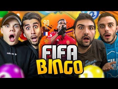 🎱 FIFA BINGO con HEADLINERS!!! - ENRY LAZZA & OHM vs FIUS GAMER & T4TINO23   FIFA 19 ITA