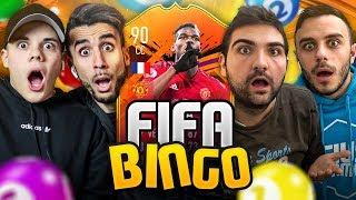 🎱 FIFA BINGO con HEADLINERS!!! - ENRY LAZZA & OHM vs FIUS GAMER & T4TINO23 | FIFA 19 ITA