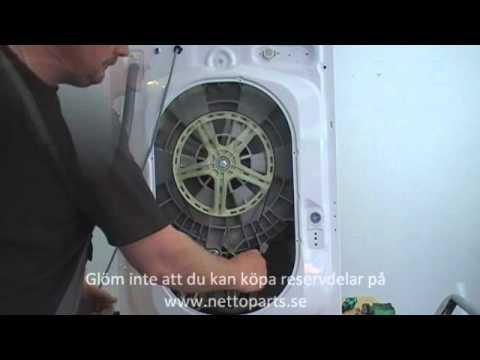 Byta Lager På Tvättmaskin