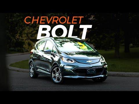 Primeiro contato: Chevrolet Bolt